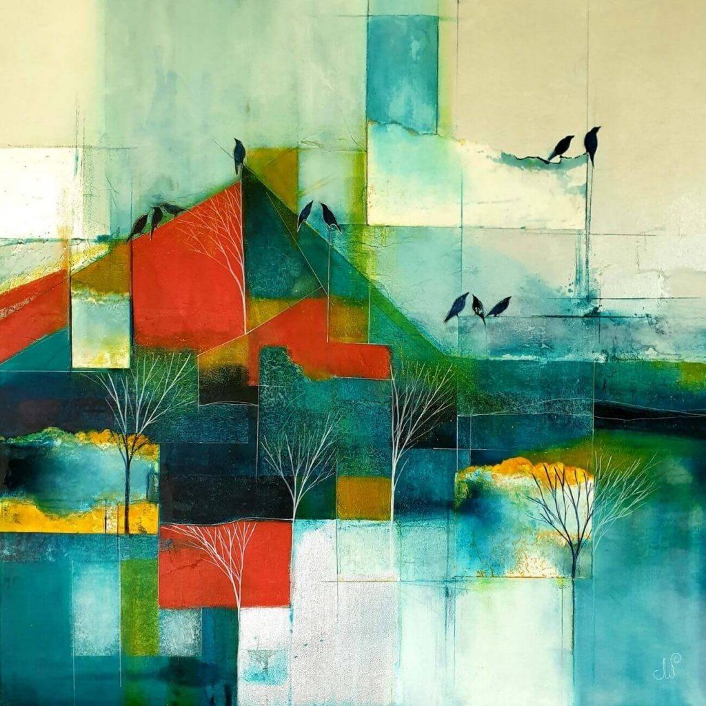 Artist - Julie Whyman